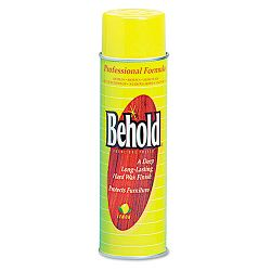 Professional Behold Furniture Polish Lemon Scent16 oz. Aerosol (JNS96406EA)