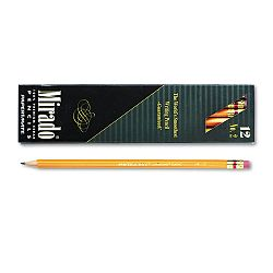 Mirado Woodcase Pencil HB #2 Yellow Barrel Pack of 12 (PAP2097)