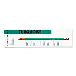 Turquoise Drawing Pencil HB 1.98 mm Pack of 12 (SAN2262)