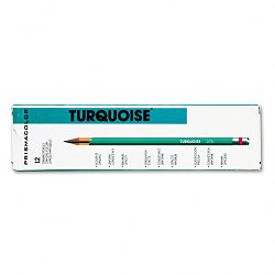 Turquoise Drawing Pencil 4B 1.98 mm Pack of 12 (SAN2268)