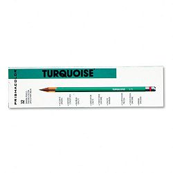 Turquoise Drawing Pencil 4H 1.98 mm Pack of 12 (SAN2269)