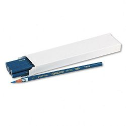 Premier Colored Pencil True Blue LeadBarrel Pack of 12 (SAN3334)