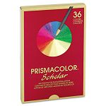 Scholar Colored Woodcase Pencils 36 Assorted ColorsSet (SAN92806)