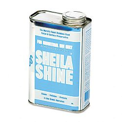 Stainless Steel Cleaner & Polish 1 Quart Can (SHE2EA)