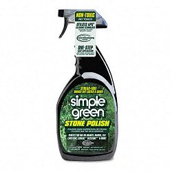 Streak-Free Stone Polish Unscented 32 oz. Bottle (SPG18402)