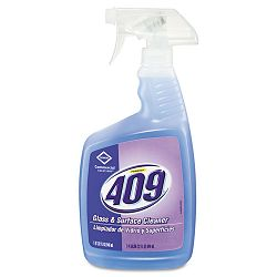 Formula 409 Glass & Surface Cleaner 32 oz. Trigger Spray Bottles 9Carton (COX35293CT)