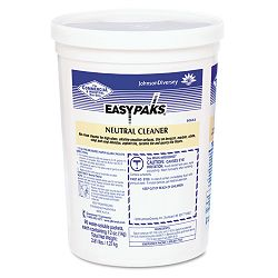 Neutral Cleaner 5 oz. Packets 90Tub (DRA90653EA)