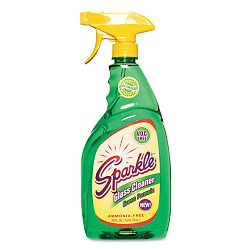Green Formula Glass Cleaner 26 oz. Trigger Spray Bottle (FUN30126)