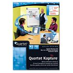 Kapture Digital Flipchart Pads Self-Adhesive 2 Pack (QRT23703)