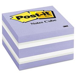"Cube 3"" x 3"" Purple Passion 490 Sheets (MMM2056PP)"