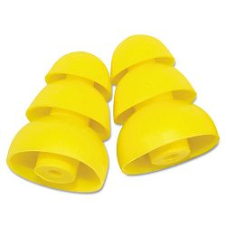 Earbuds 2600 Replacement Earplug Tips Yellow 3 PairPack (MMMEARBUDTIPS)