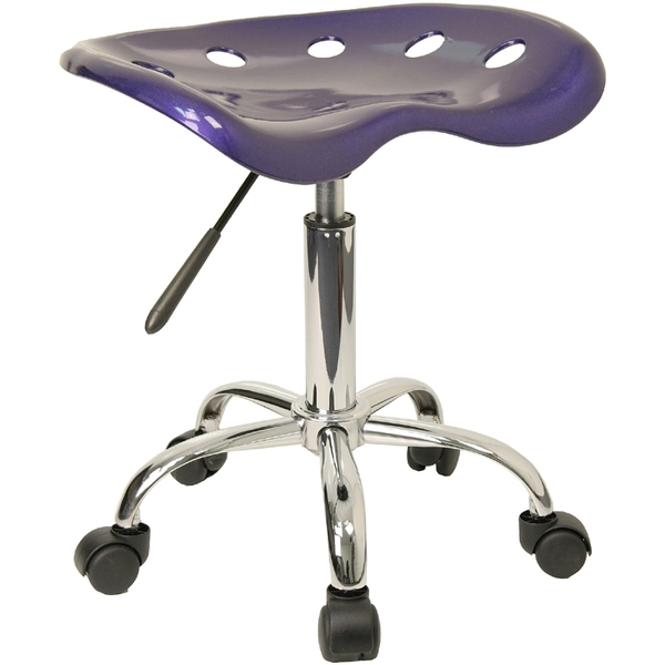 Tractor Stool Deep Blue by BIGA (LF-214A-DEEPBLUE-GG)