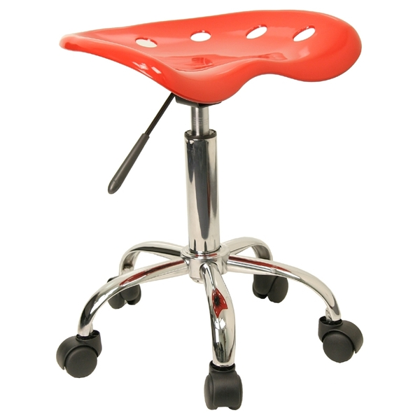 Tractor Stool Red by BIGA (LF-214A-RED-GG)