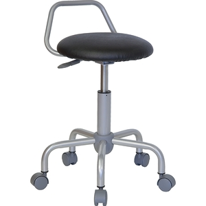 Ergonomic Stool with Raised Bar Backrest by BIGA (WL-ST-08-GG)