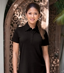 Woman's DONATA Short Sleeve Polo - Vérité Spa Collection (SVT101)