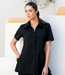 Woman's BIANCA Short Sleeve Tunic - Vérité Spa Collection (SVT106)