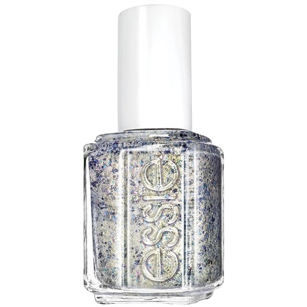 Essie Encrusted Treasures Collection - On a Silver Platter 0.46 oz. (151861)
