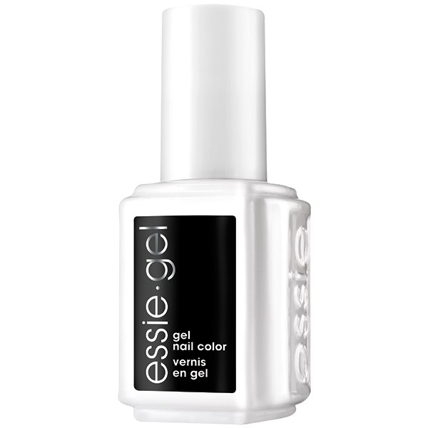 Essie Gel Color - Leather on Top 0.42 oz. - for the LED Cured Gel Polish System (152025)