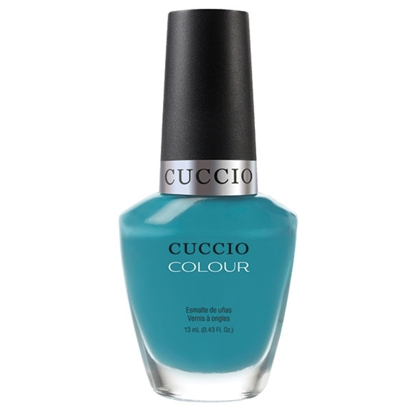 Cuccio Colour Nail Lacquer - Grecian Sea (6041) 0.43 oz. (663041)