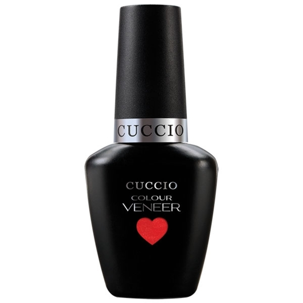 Cuccio Colour Veneer LEDUV Polish - Sicilian Summer (6021-LED) 0.43 oz. (663104)