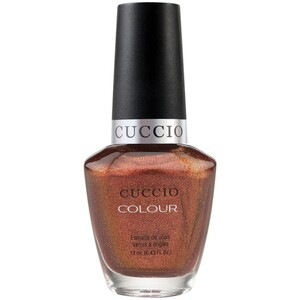 Cuccio Colour Nail Lacquer - Higher Grounds (663186)
