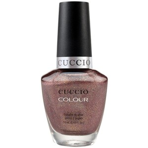 Cuccio Colour Nail Lacquer - Coffee Tea or Me! (663187)
