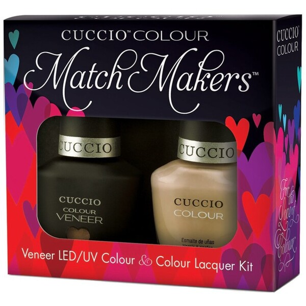 Cuccio Colour Veneer LEDUV Polish - Java Va VOOM! (663285)