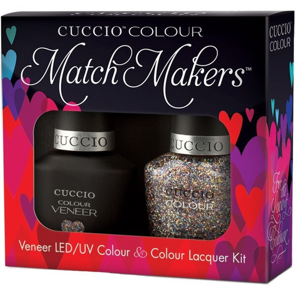 Cuccio Colour Veneer LEDUV Polish - Bean There Done That! (663288)