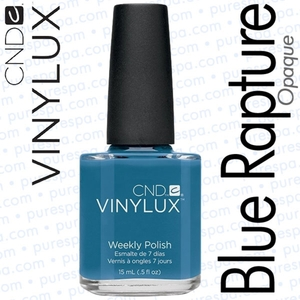 CND VINYLUX Blue Rapture 0.5 oz. (800340)