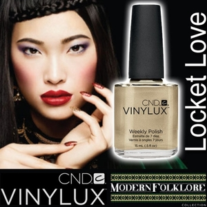 CND VINYLUX 2014 Modern Folklore Collection - Locket Love 0.5 oz. (800365)