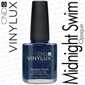 CND VINYLUX Midnight Swim 0.5 oz. (800368)