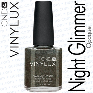 CND VINYLUX Night Glimmer 0.5 oz. (800370)