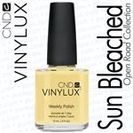 CND VINYLUX Spring 2014 Open Road Collection - Sun Bleached 0.5 oz. (800398)