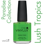 CND VINYLUX 2014 Paradise Summer Collection - Lush Tropics 0.5 oz. (800407)