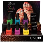 CND VINYLUX 2014 Paradise Summer Collection Display (801329)