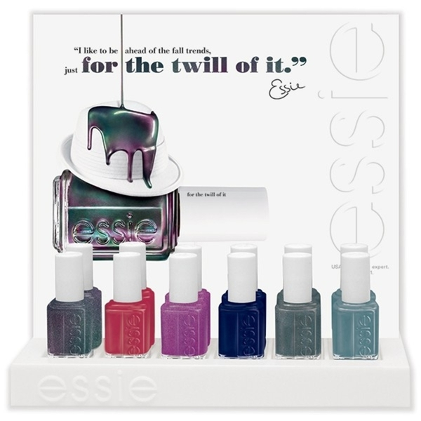 Essie Fall 2013 Collection - 12 Bottle Designer Display (994235)