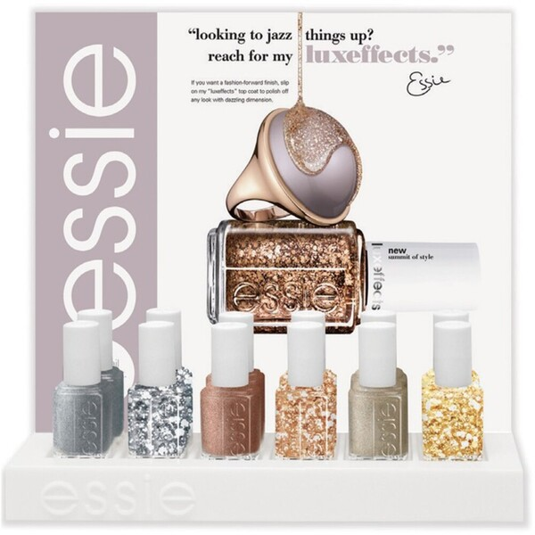 Essie Holiday Collection 2014 - 12 Bottle Designer Display (994271)