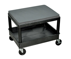 "Economy Pedicure Stool 24""W x 18""D x 20""H (MS21-B)"