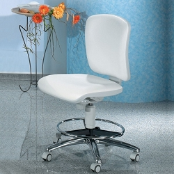 Esthetican's Work Chair II - Made In Germany (EI621)
