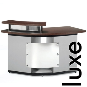 Luxe Reception Desk by SEAP PROYECTOS (306)