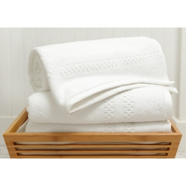 "Mini Squares Collection Bath Towel - 100% Turkish Cotton 28"" x 55"" 12 Towels by The Turkish Towel Company ()"