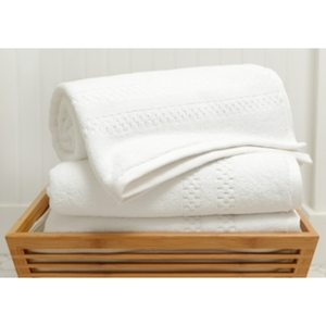 "Mini Squares Collection Oversize Bath Towels - 100% Turkish Cotton 30"" x 56"" 12 Towels by The Turkish Towel Company ()"
