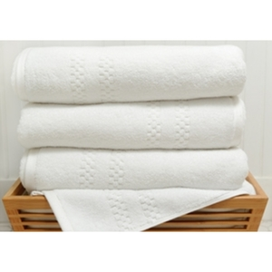 "Mini Squares Collection Bath Sheet - 100% Turkish Cotton 36"" x 70"" 12 Towels by The Turkish Towel Company ()"