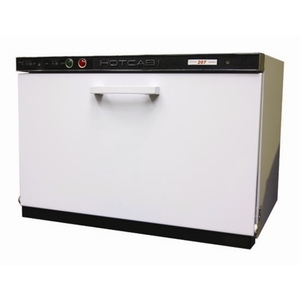 Compact Hot Towel Cabinet with UV Sterilizer 24 Towel Capacity (TD207)