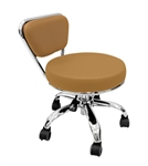 Merel Pedicure Stool Cashmere (LS103-11-CA)