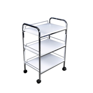 Mieke 3 Shelf Beauty Trolley (TD2703)