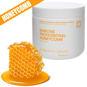 Honey Comb Strip Wax - Extra Strength Formula 14 oz (0)