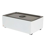 Neo-Spa ParaTherapy Paraffin Bath - Snow White Powder Coated Finish 18 Lb. Capacity (PT-18-S-EG10)