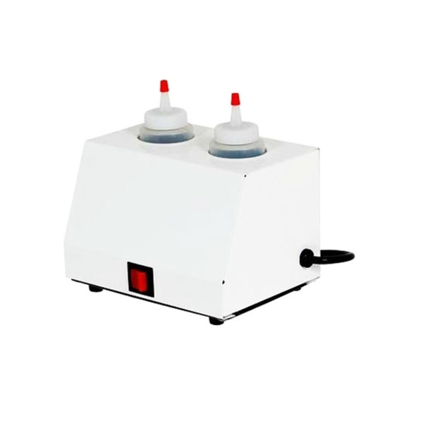Neo-Spa Bottle Warmer - Snow White Powder Coated Finish 2 Bottles (EBW-2-EG10)