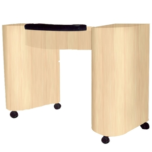 The Charlotte Wood Finish Nail Table (D-106)